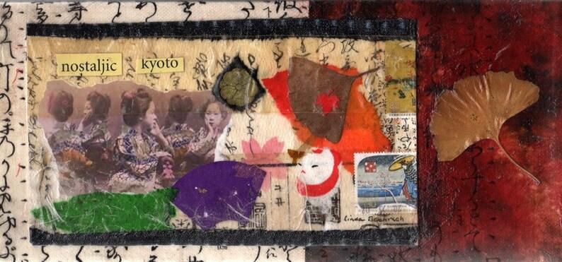 Original Art  Nostaljic Kyoto image 0