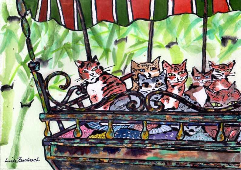 Original Cat Art Community Cats image 0
