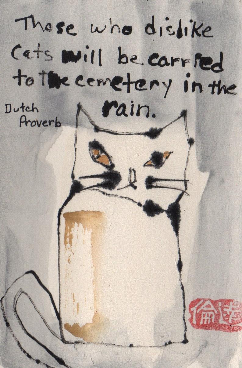 Those Who Dislike Cats image 0