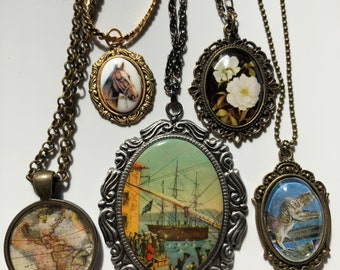 Pendant Necklace Collection