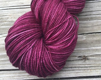 Song of the Sirens, Sparkle Toes Sock Yarn, 75/20/5 swm/nylon/stellina