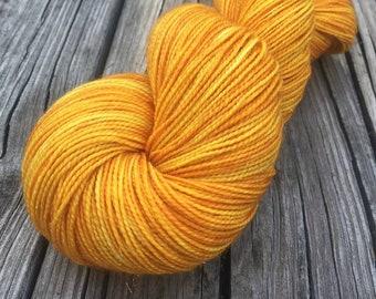 Poseidon's Trident, Sparkle Toes Sock Yarn, 75/20/5 swm/nylon/stellina