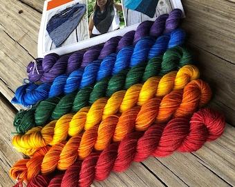 KITS knitting crochet