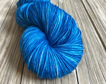 Swimmin with the Fishes, DK Treasures Yarn, 100% swm