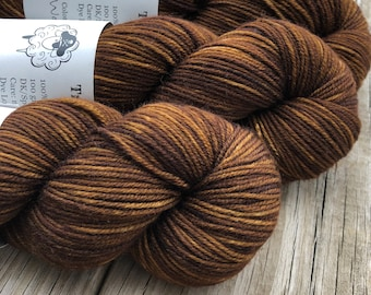 Walk the Plank, DK Treasures Yarn, 100% swm