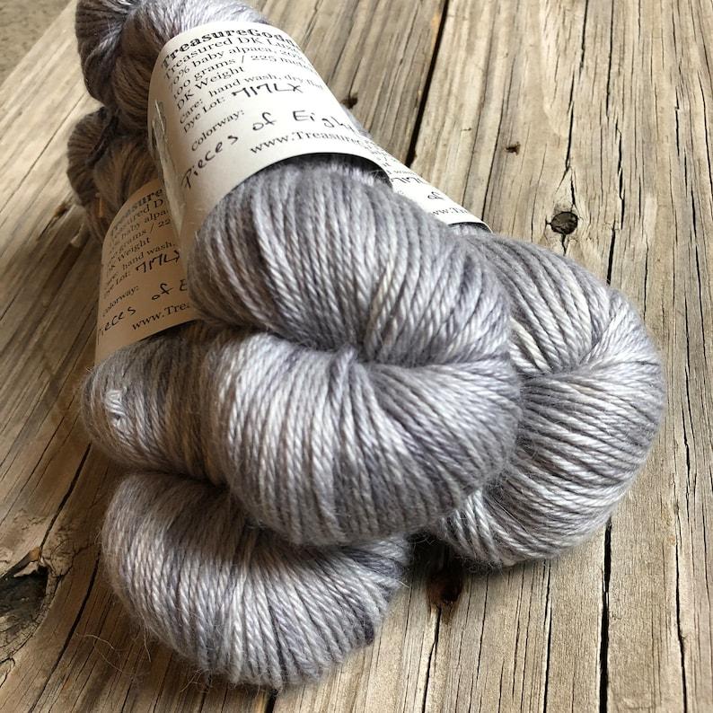 Cashmere 4ply As You Wish Silk Hand Dyed Orange 278yds Alpaca Blend 702010/% Alpaca The Princess Bride Copper DK Weight Yarn