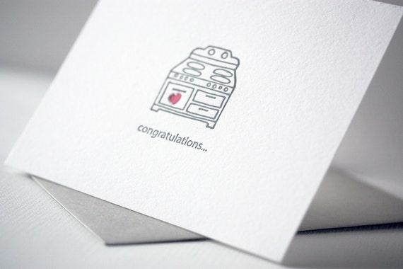 image 0 - Letterpress Greeting Cards
