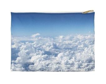 Accessory Pouch Clouds