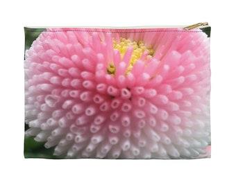 Accessory Pouch Floral Sea Egg