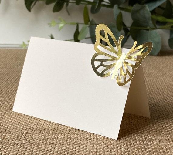 Brand New Butterfly Wedding Name Card Placecard Metal Die Cutters Uk Seller