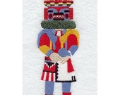 ANTELOPE KACHINA DOLL - Machine Embroidery Quilt Block (AzEB)