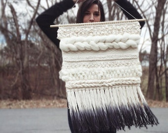 """24"""" Woven Wall Hanging 