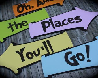 Intrepid image regarding oh the places you'll go arrows printable