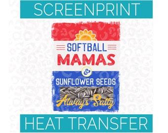 Screen Print Transfers