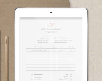 invoice template photography forms printable invoice template invoice design for photographers photoshop templates receipt design