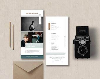 marketing set digital magazine template for photoshop etsy