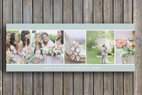 facebook timeline template for professional photographers etsy