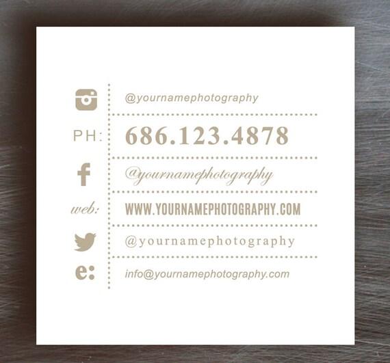 Fotografie Vorlagen Visitenkarte Vorlage Visitenkarten Quadratische Visitenkarte Vorlage Für Moo Fotograf Visitenkarten
