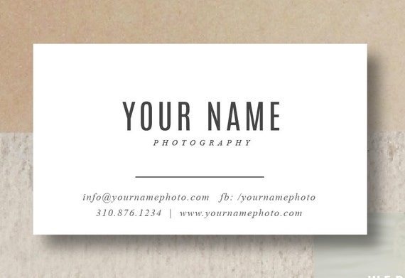 Business Cards Photographer Business Card Template Photography Business Card Design Photo Card Template Photographer Branding