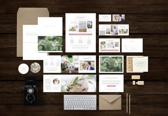 Photography Templates Photographer Marketing Pricing Etsy