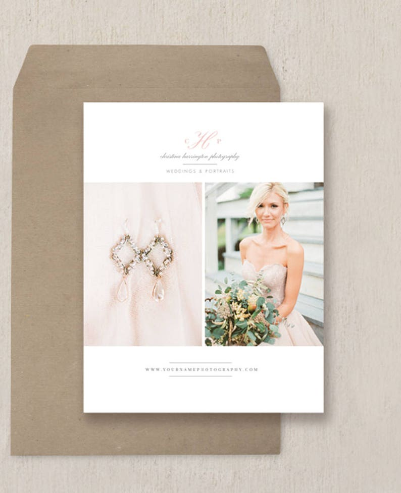 Magazine Template for Photographers  Photography Templates  image 0