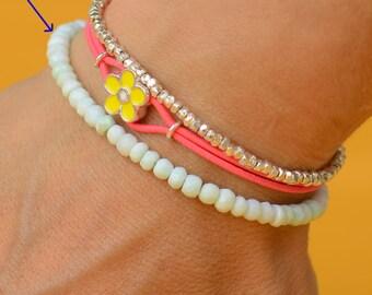 SALE-Blue Opal bracelet