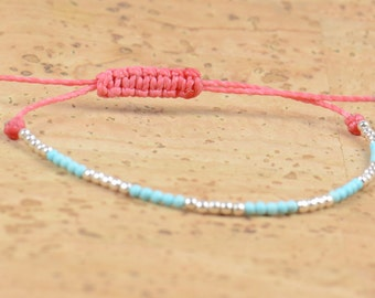 SALE- Sterling silver and turquoise  bracelet
