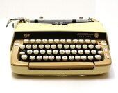 Vintage Smith Corona Sterling Manual Portable Typewriter