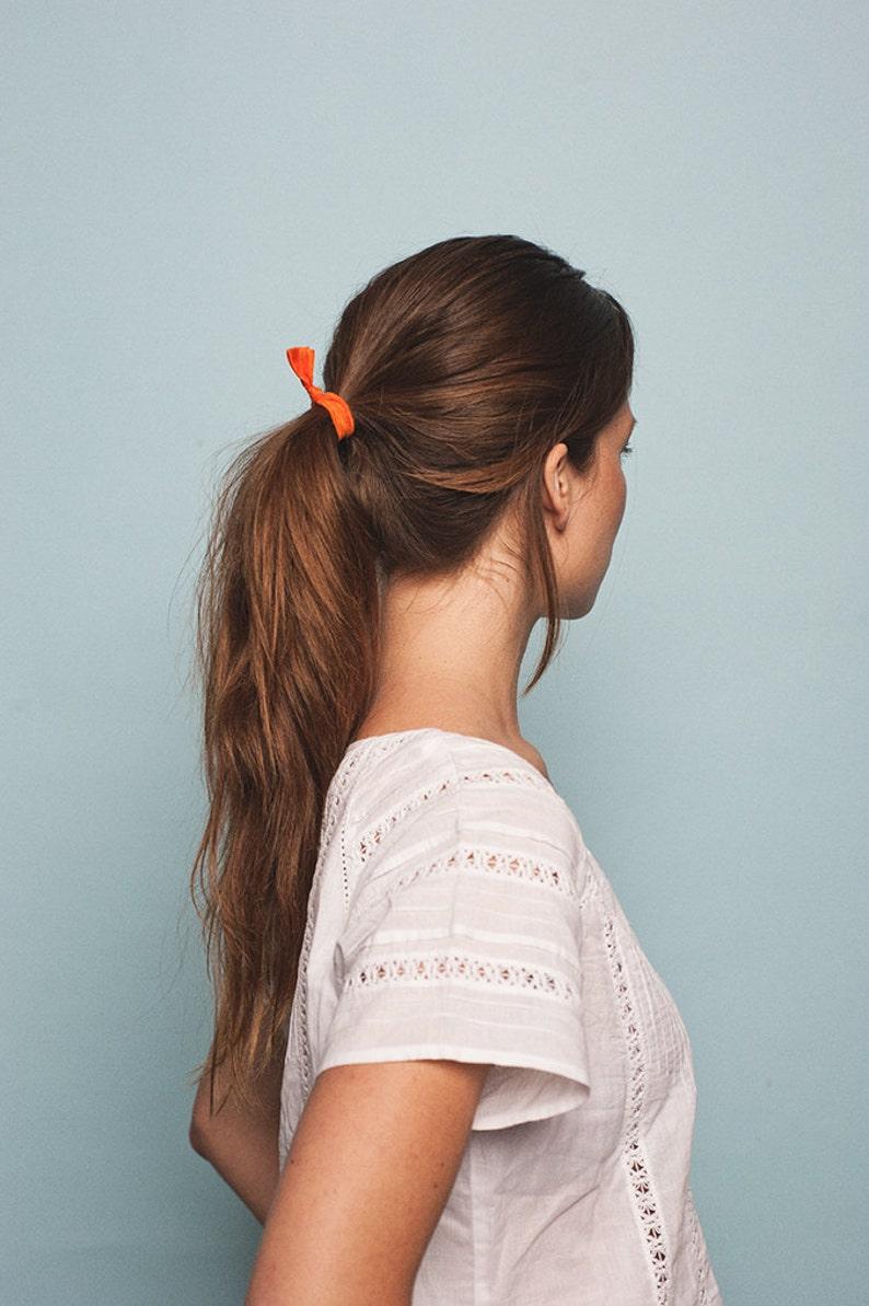 The Professional Hair Tie Package 6 Black Brown Neutral  2dd2112a214