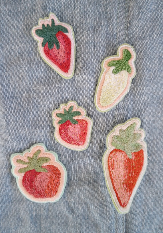 Strawberry Patches (SOLD OUT)