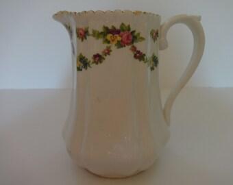 Vintage China Milk Jug/Creamer.