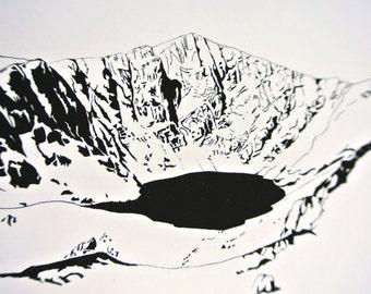 Cadair Idris - Welsh Mountain Collection
