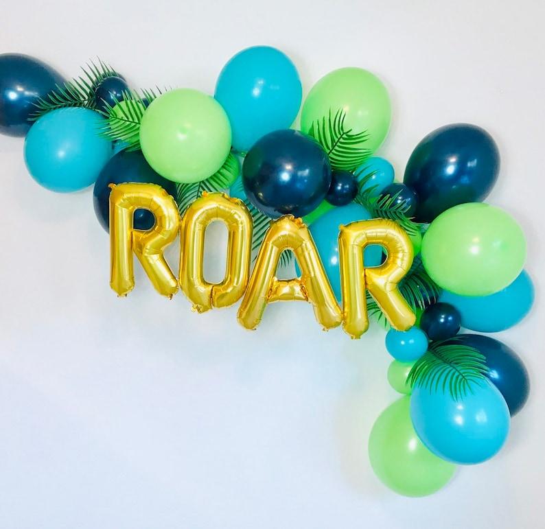 Dino Balloon decor