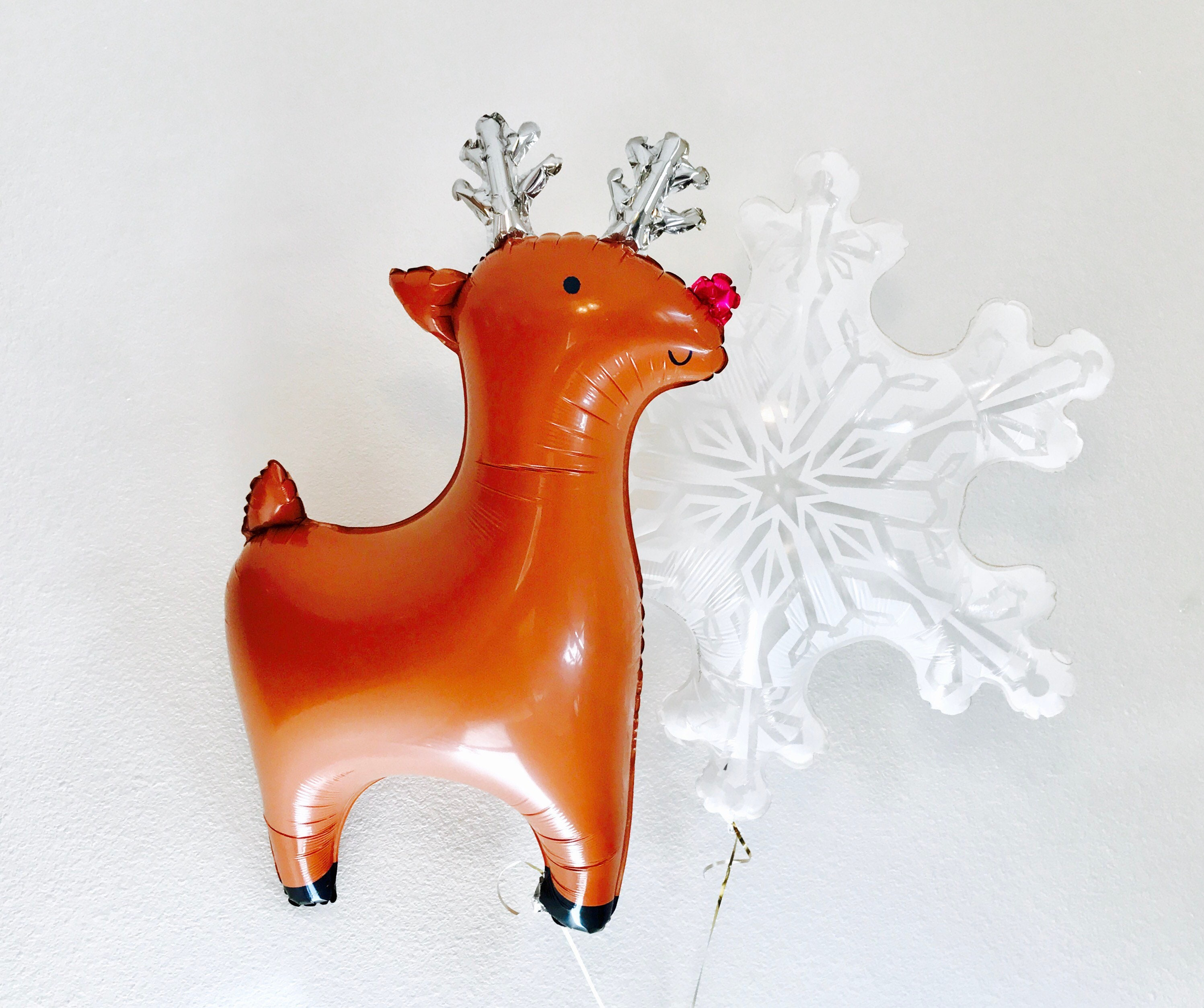 meri meri reindeer balloon