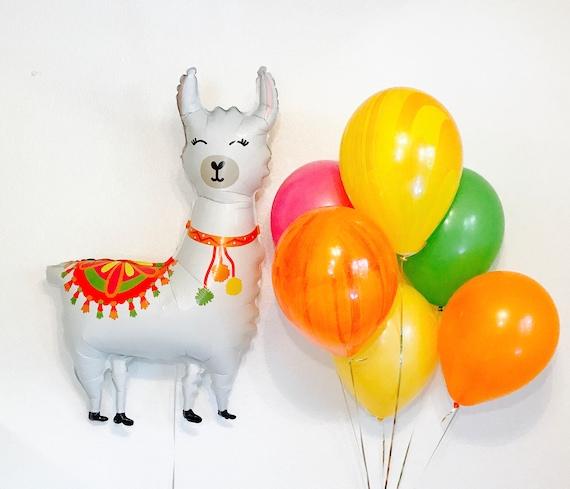 Nouveau 45 pouces Lama ballon, ballons de Lama, Lama anniversaire, décoration de Lama, Lama aime, partie de Lama, Lama, cadeaux de Lama, amant de