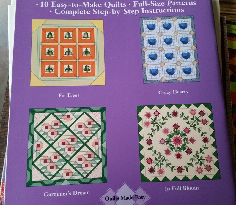 Oh-Sew-Small Quilts Book