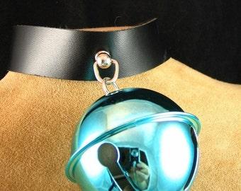 Huge Blue Bell Collar