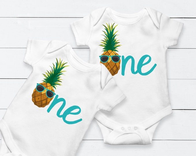 Pineapple T-Shirt Iron-On Printable PDF - Make Your Own T-Shirt, Pineapple Party | INSTANT Download PDF - D.I.Y. Printable Iron-on