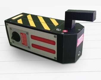 19b5d095230d Ghost-buster Trap Box - Ghost-buster Party Favor Box