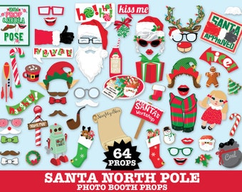 32c74c956d6b6 Christmas Photo Booth Props