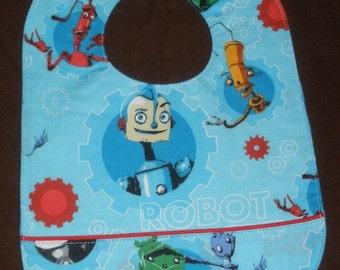 Robot Powered waterproof bib