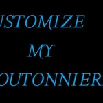 Custom Galaxy Boutonniere Collection -  Customize My Boutonniere