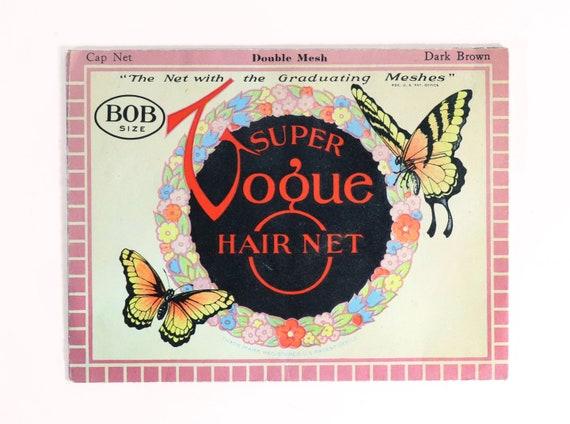 Vintage Super Vogue Hair Net