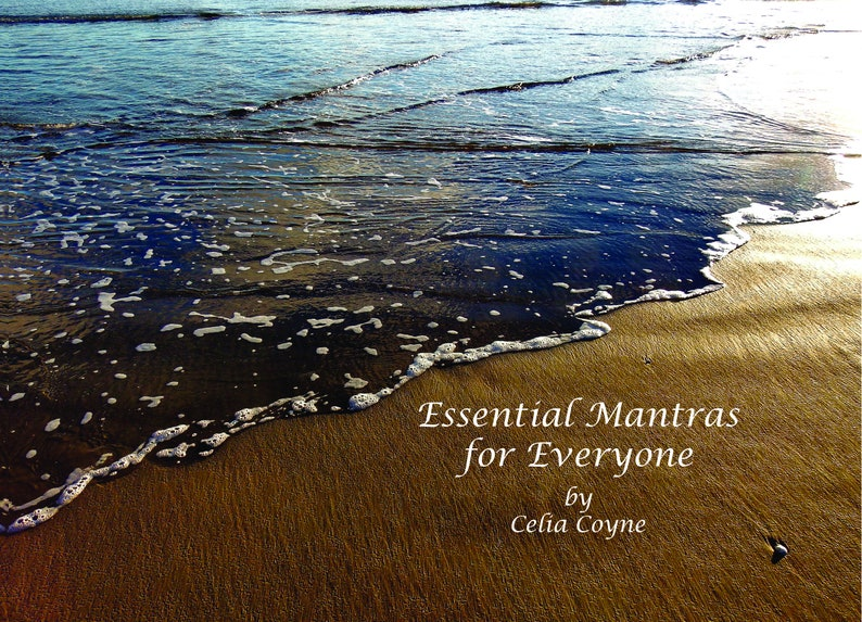 Essential Mantras for Everyone Book full colour photography image 0