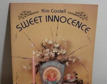 Sweet Innocence Painting Book - Kim Cordell