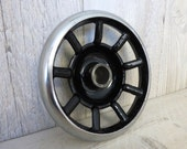 Spoked Wheel for Sewing Machine Conversion to Treadle or Hand Crank Machine Reproduction For Singer or Model 15 Style
