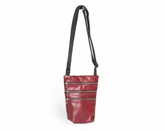 Small Cross Body Bag Leather Crossbody Bag Leather Travel Bag Leather Shoulder Bag Leather Purse Leather Bag Hand Made Gift For Her