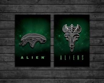 Alien: Enamel Pin Pack
