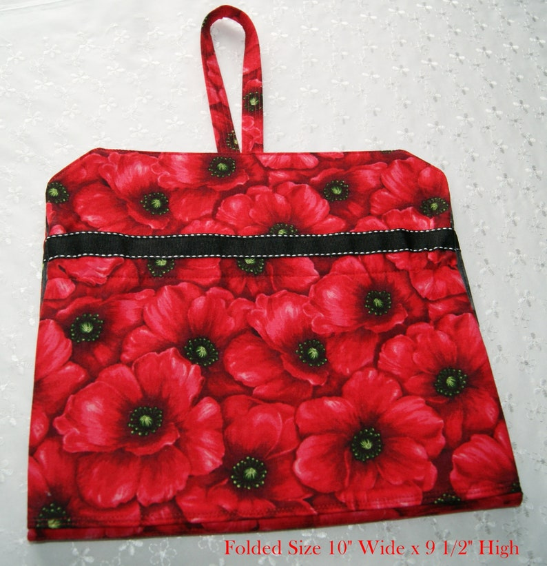 Embroidery Thread DMC Floss Organizer Notions Bag Sewing image 0