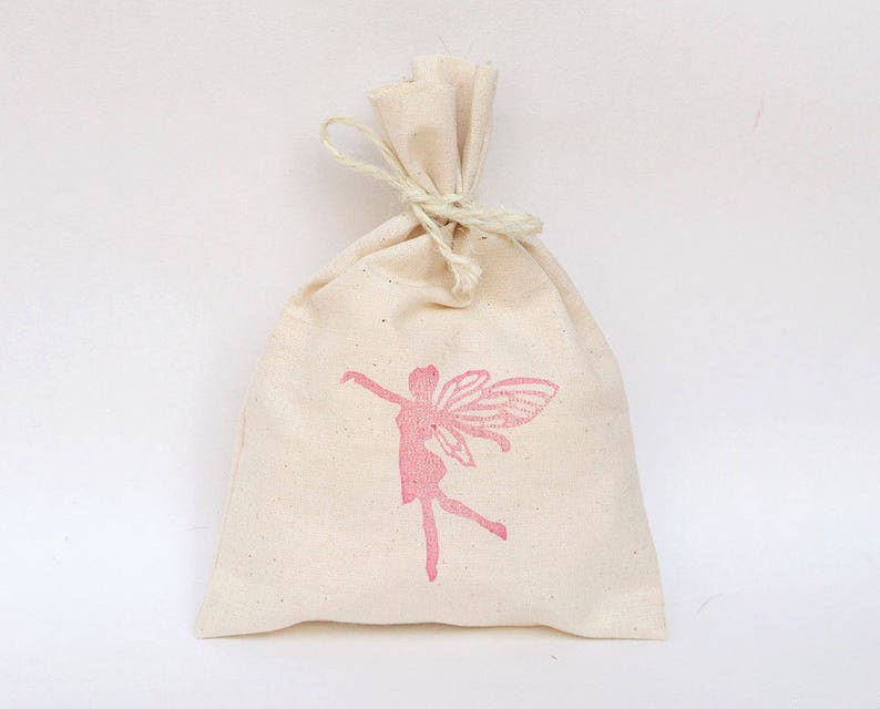 FAIRY party Favour Bags  Fairies fairy party fairy gift image 0